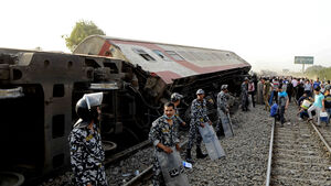 11 people killed after Egypt train accident