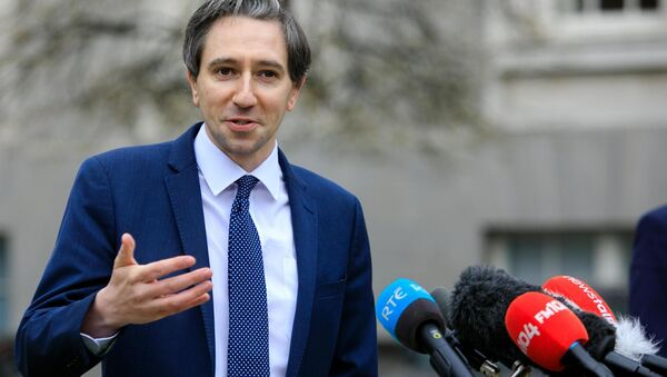 'I want to see apprenticeship discussed around kitchen tables, in boardrooms, in classrooms,' said Simon Harris, who is due to publish a five-year apprenticeship action plan today. File photo: Gareth Chaney/Collins