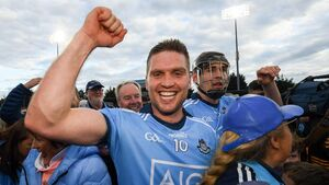 Fennelly: Conal Keaney up there with Henry Shefflin among the greats