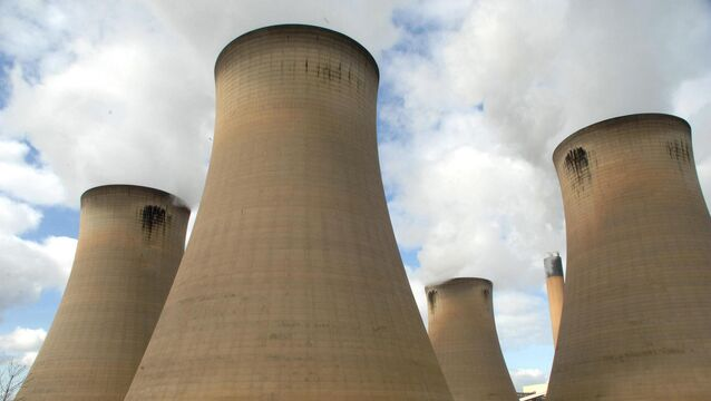 <p>UK Prime Minister Boris Johnson is reportedly set to announce further cuts to UK emissions, Picture: Anna Gowthorpe/PA</p>