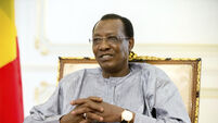 Chad President Killed