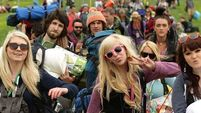 Eavis 'lucky' to host Glastonbury