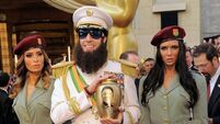 Baron Cohen spices up US awards