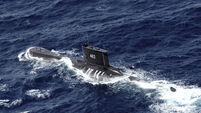 Indonesia Submarine