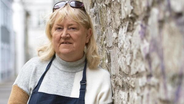 Caitriona Twomey: 'We are deeply saddened by the death of Jolanta. The loneliness of her death has really impacted us. We're in shock.' Picture:  Dan Linehan