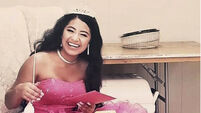 Miami 'fairy godmothers' surprise homeless teenager with magical quinceanera