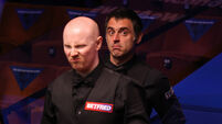Betfred World Snooker Championships 2021 - Day Six - The Crucible