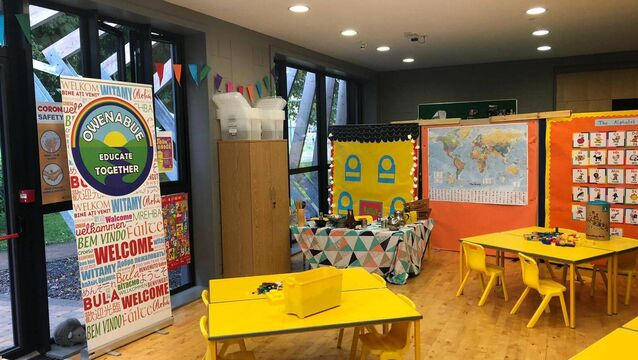 <p>Owenabue Educate Together National School.</p>