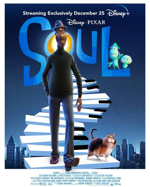 Soul a fost cel mai discutat film Pixar de anul trecut.