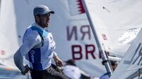 Sailing: Finn Lynch 'still in the hunt' for spot in Tokyo