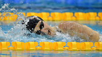 Irish National Swimming Team Trials - Day 2