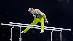 Rhys McClenaghan and Adam Steele join Emma Slevnin in European Gymnastics finals