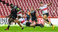 SA Rugby Preparation Series: Emirates Lions v Cell C Sharks