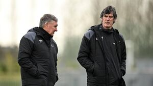 Confusion reigns over Kevin Sheedy and Mike Newell after eventful day at Waterford FC