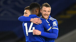 Leicester push West Brom closer to trapdoor as Jamie Vardy ends goal drought