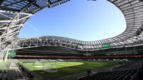 Republic of Ireland v Wales - UEFA Nations League - Group 4 - League B - Aviva Stadium