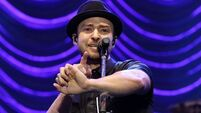 Timberlake and Jay-Z wow fans at Wireless