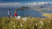 Here are four great hiking breaks to take in Ireland this summer