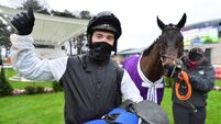 Ruby Walsh: Flooring Porter fancied to maintain his spectacular rise through the ranks