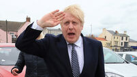 Boris Johnson visit to Wales and the North East
