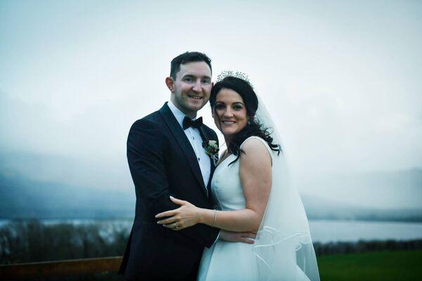 Stephanie Egan et Daithí Casey se sont fiancés à Derrynane Beach