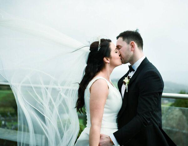 Stephanie Egan et Daithí Casey se sont mariés à Fossa, Killarney