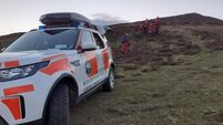 Second rescue on Comeragh Mountains as two walkers get into difficulties