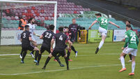 Five star Cork City back to winning ways after Wexford thrashing
