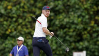Bug flattens Walker Cup squads as rain softens Seminole