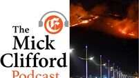 The Mick Clifford Podcast: Mark O'Connell-End of the World as they know it.