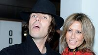 Liam Gallagher's wife 'spotted without wedding ring'