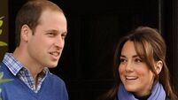 William and Kate 'could not be happier' as they order pizza after birth