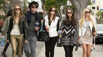 Outlandish true story dramatised in 'The Bling Ring'