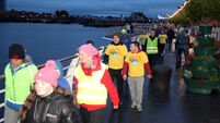Thousands brave wind and rain for Darkness into Light as over €6m raised