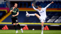 Leeds United v Tottenham Hotspur - Premier League - Elland Road