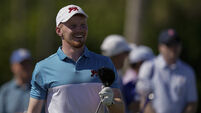 Mark Power and John Murphy do their bit as Great Britain and Ireland keep Walker Cup hopes alive