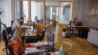 ON HOLD - ISRAEL CO-WORKING SPACES