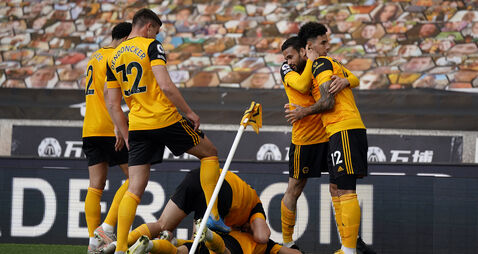 Wolverhampton Wanderers v Brighton and Hove Albion - Premier League - Molineux Stadium