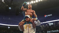 Over 73,000 fans in a frenzy as Canelo Alvarez delivers again