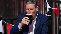 Keir Starmer Campaigns In The Hartlepool By-election
