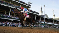 Kentucky Derby winner Medina Spirit fails drug test