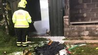 Cork soccer team fundraise for new gear after vandals burn out their equipment shed