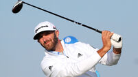 Dustin Johnson File Photo