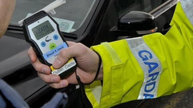 <p>Chief Superintendent Con Cadogan said he is not surprised by the level of drug-driving positive tests and that he expects it may not be too long before there are two-thirds arrested for that offence compared to one-third drink drivers. File photo</p>