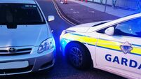Cork gardaí in 'near-miss' with driver on the wrong side of the road