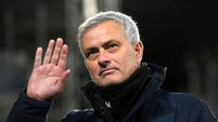 Jose Mourinho File Photo