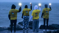Over 143,000 participants help raise €7.3m for Pieta during Darkness Into Light 2021