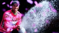 Giro bows out in style in Dublin