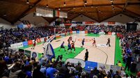 DBS Éanna v Griffith College Templeogue - Hula Hoops Pat Duffy National Cup Final