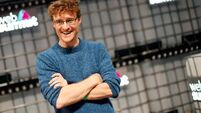 Web summit founder Paddy Cosgrave interviewed by gardaí